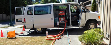 Equipment van